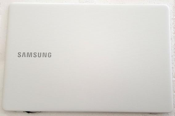Tampa Notebook Samsung Np300e5k Np300e5l Np300e5m Branco