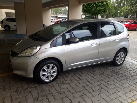 Honda Fit 1.4 Dx 16v Flex 4p Manual Ano 2012/13