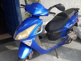 Moto Yumbo Vx2 125 Azul 2013