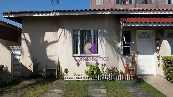 Casa, 03 Dormitórios À Venda, 74 M² - Cond. Porto Seguro - Suzano - Ca0455