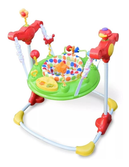 Jumper Saltarin 360 Luz Sonidos Bebes Megababy Babymovil