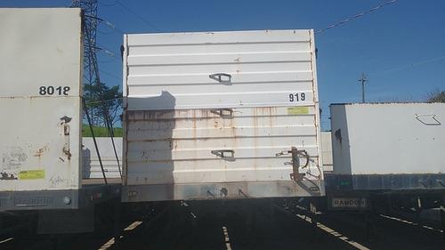 Facchini Porta Container Carga Seca - 8261