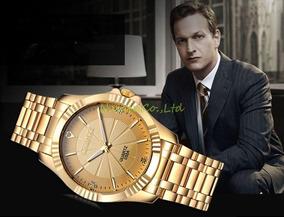 @-relógio Chenxi De Luxo Aço Inoxidável À Prova D
