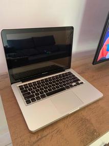 Macbook Pro 13 I7 4gb Ram Ssd 240gb 2011