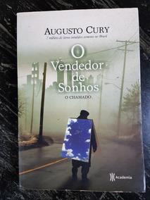 Livro: O Vendedor De Sonhos O Chamado Augusto Cury