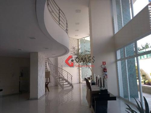 Apartamento Com 3 Dormitórios À Venda, 212 M² Por R$ 1.250.000,00 - Centro - São Bernardo Do Campo/sp - Ap2514