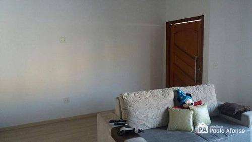 Casa Com 3 Dormitórios À Venda, 350 M² Por R$ 700.000,00 - Jardim Amaryllis - Poços De Caldas/mg - Ca1019