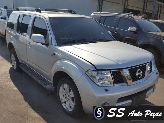 Sucata Nissan Pathfinder 2008 - Somente Retirar Peças