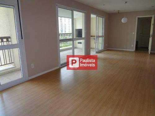 Apartamento À Venda, 130 M² Por R$ 870.000,00 - Panamby - São Paulo/sp - Ap8961