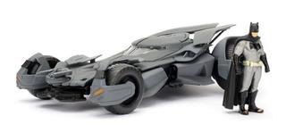 Batimovil 2016 Bvs Con Batman Escala 1:24 (98034) - Jada Toy