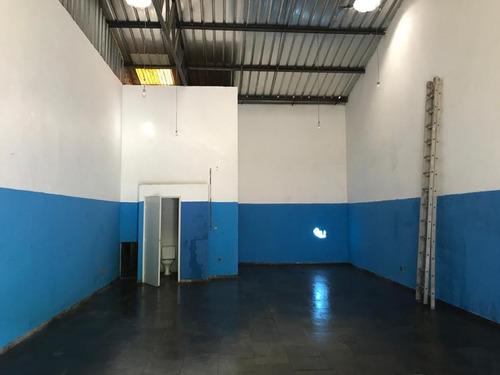 Imagem 1 de 5 de Salão Para Alugar, 100 M² Por R$ 5.000,00/mês - Centro - São Bernardo Do Campo/sp - Sl0470
