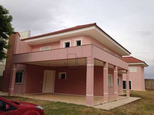 Casa À Venda, 400 M² Por R$ 1.200.000,00 - Condomínio Vivendas Do Lago - Sorocaba/sp - Ca2258