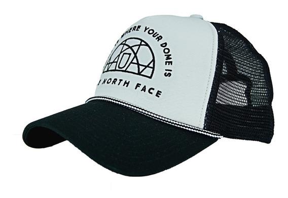 Gorra The North Face X Stitch Trucker-rto White/black