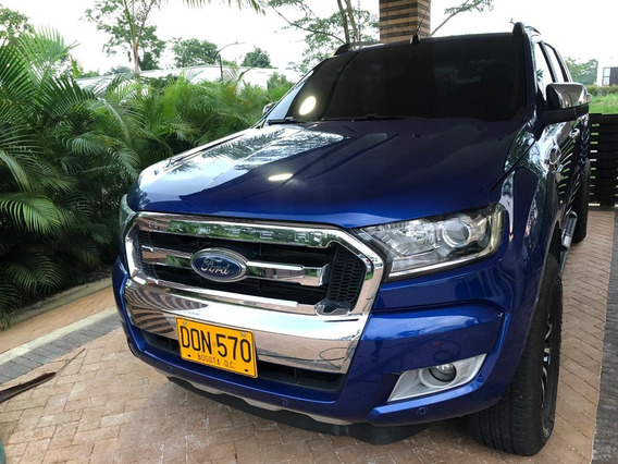 Ford Ranger Limited 3.2 Aut