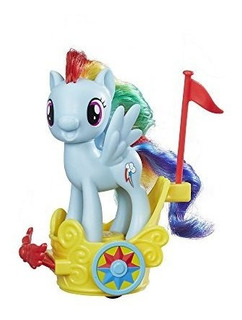 Mi Pequeño Pony Rainbow Dash Royal Spin-along Chariot