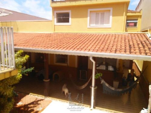 Casa Com Garagem Centro Bragança Paulista - Ca0489-1