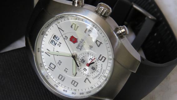 Relógio Swiss Army - Victorinox Em Execelente Estado