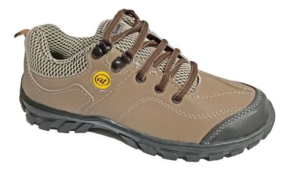 Zapatillas Para Hombre Trekking - 3406 Action Team
