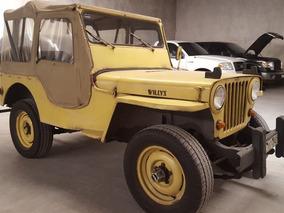 Jeep Wyllis Cj2
