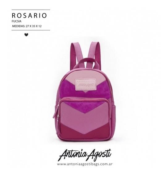 Mochila #rosario - Antonia Agosti