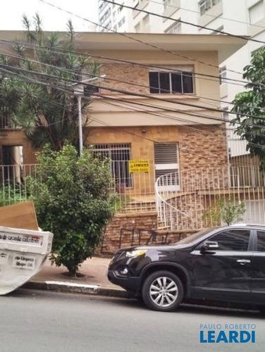 Imagem 1 de 8 de Casa Assobradada - Paraíso  - Sp - 448896