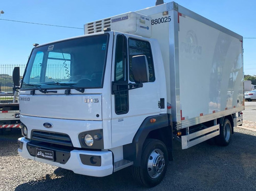 Ford Cargo 816 Chassi= Mb 1016 15190 11180 Vm 330 Vw