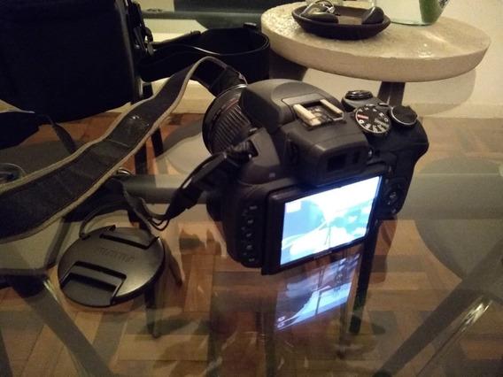 Camera Fotográfica Fujifilm Hs20