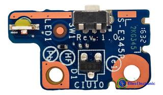 Botón De Power Encendido Hp X360 11-ab013la 11-ab Ls-e345p