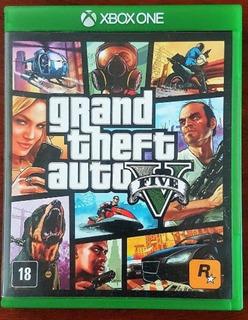 Grand Theft Auto V Gta 5 Xbox One Fisico Usado