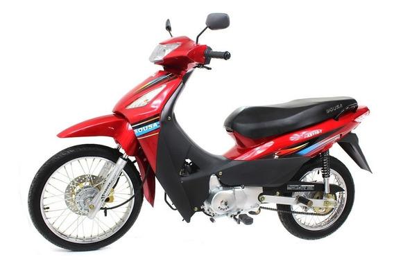 Moto Nacional 50cc Sousa 0km 50 Cilindradas Cinquentinha