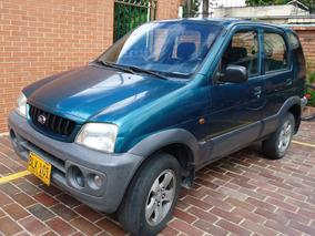 Daihatsu Terios 4x4 1300 Mecanico