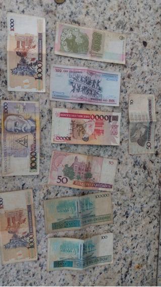 Notas E Moedasantigas Dinheiro Antigo