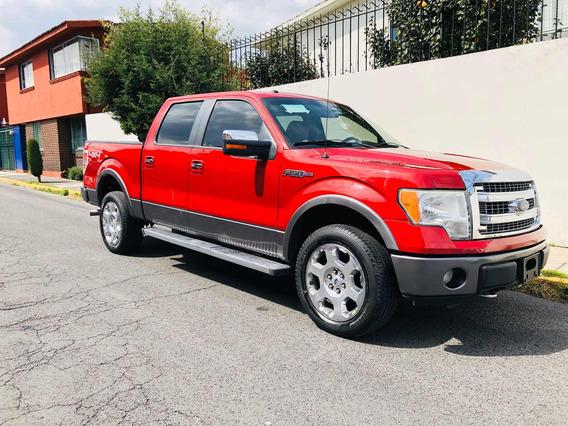 Ford Lobo 5.0l Xlt Cabina Doble 4x4 Mt 2010