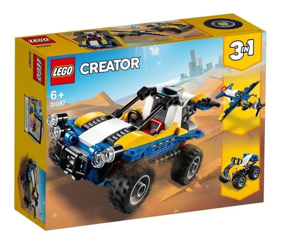 Lego Creator - Buggy De Dunas 31087