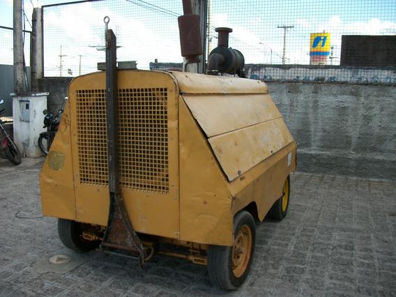 Compressor Britadeira Diesel 6 Cil. Ingersoll Rand Dr 250