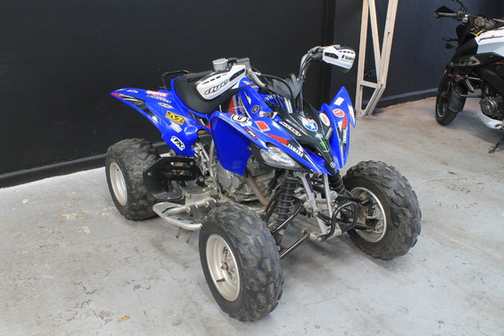 Yamaha Raptor 250 2011 Impecable Azul