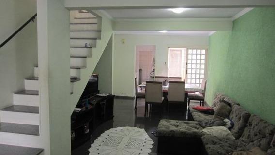 Sobrado Com 3 Dormitórios À Venda, 100 M² - Vila Nilo - São Paulo/sp - So2689