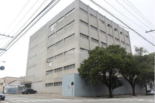 Brás, Prédio Industrial  Com 8730m² Au Com 72 Vagas De Garagem, Sendo 60 Vagas De Garagem. - Pp9745