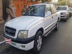 Chevrolet S10 2.8 Exec 4x4 Cd 12v Tb Interc 2005