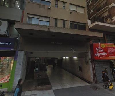Cochera Grande En Barrio Premium De Balvanera