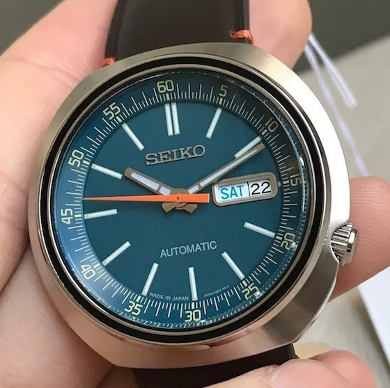 Relogio Seiko Rearcraft Ufo Limited Edition Automatic Srpc13