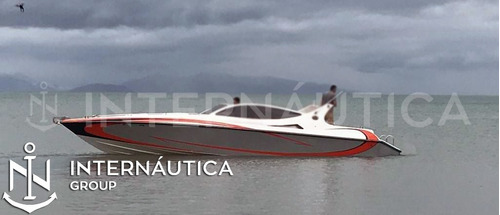 Imagem 1 de 8 de Cigarette 360 2003 Ecomariner Cimitarra Phantom Triton