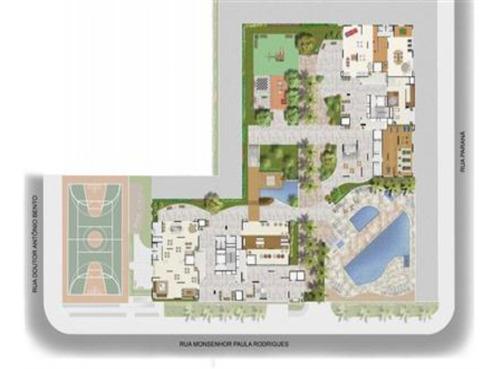 Imagem 1 de 30 de Apartamento Venda - Santos - Sp - Vb1071 - 32392531