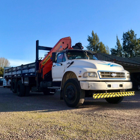 Camion Ford 14000 Con Hidrogrua 6x2 ´97 $ 4.250.000