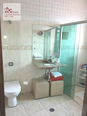 Sobrado 275 M2 3 Dorm 5 Vagas Suite Pq.gerassi - So0254