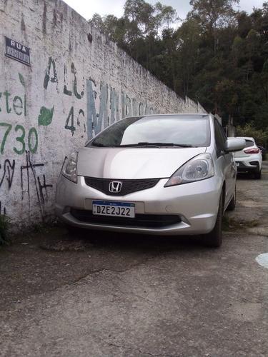 Honda Fit 2009 1.4 Lxl Flex Aut. 5p