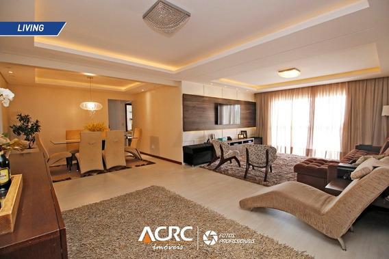Acrc Imóveis - Apartamento Semi Mobiliado Com 234m² Para Venda No Bairro Da Velha - Ap03188 - 34782470