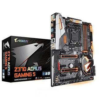 Gigabyte Z370 Aorus Gaming 5 (intel Lga1151 / Z370 / At...