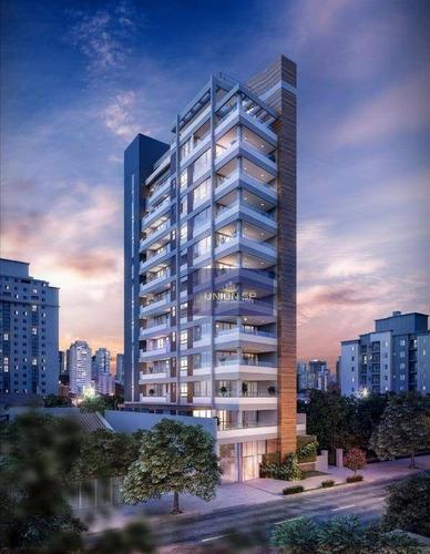 Imagem 1 de 4 de Cobertura Com 4 Dormitórios À Venda, 302 M² Por R$ 7.200.000,00 - Jardins - São Paulo/sp - Co1146