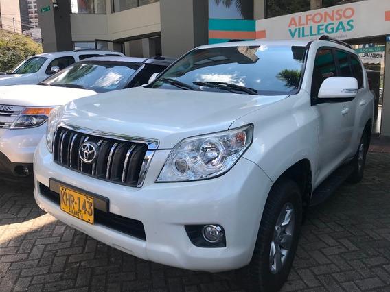 2011 Toyota Prado Txl Gas-gasolina